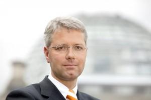 Der neue Umweltminister Norbert Röttgen