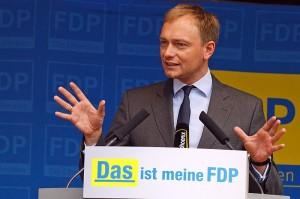 Läuft prima für die FDP. (Bild: Dirk Vorderstraße/Wikipedia)